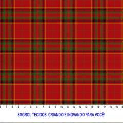 TRICOLINE ESTAMPA DIGITAL NATAL 100% ALGODÃO COM 1,50 LG 60AEDD24D70DA