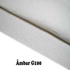 MANTA ÂMBAR GRAMATURA 100 - 100% ALGODÃO COM 1,50 LG